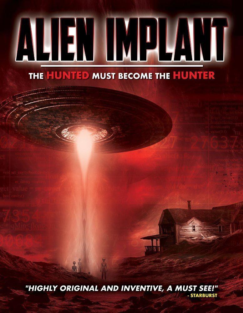外星人植入海报