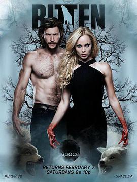 隐世狼女 第二季海报