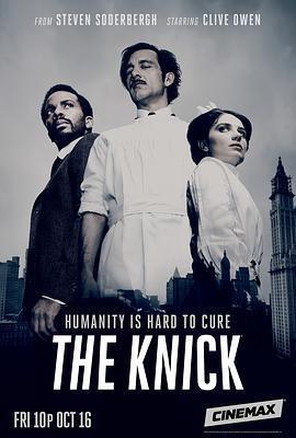 尼克病院 第二季海报