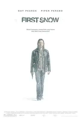 第一场雪海报