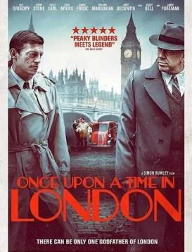 伦敦往事海报