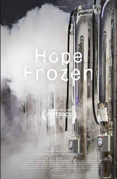 冻结的希望/雪藏希望待日重生海报
