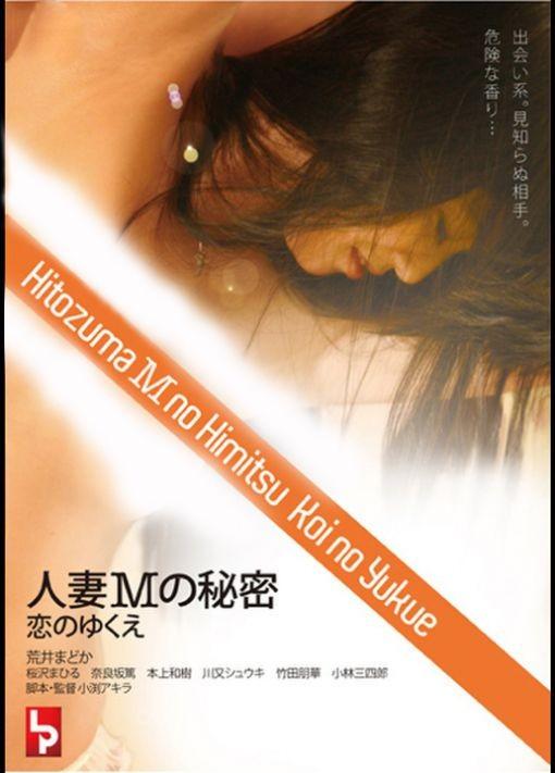 人妻M的秘密:恋爱的去向海报