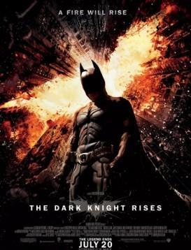 蝙蝠侠:黑暗骑士崛起 电影海报