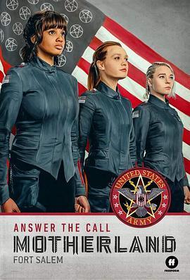 女巫前线:塞勒姆要塞 第一季海报