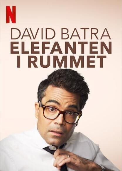 大卫·巴特拉:房间里的大象海报