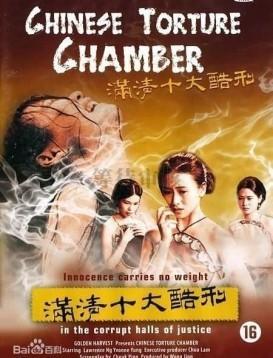 满清十大酷刑(香港)海报