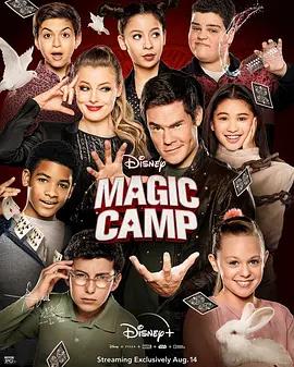 魔法训练营海报