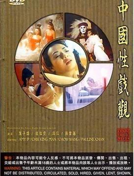 中国性戏观海报
