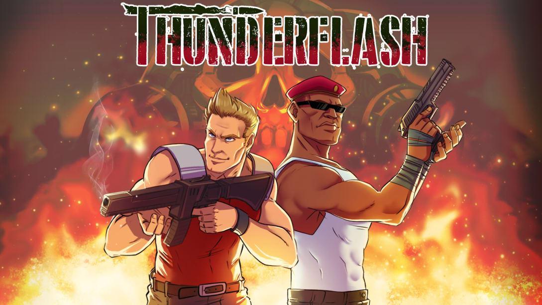 闪电行动(Thunderflash)插图4