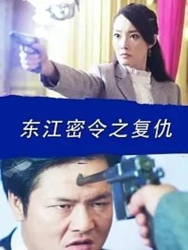 东江密令之复仇海报