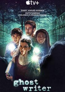 幽灵写手 第二季海报