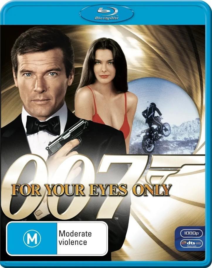 007之最高机密 电影海报