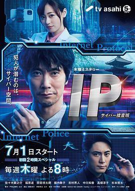 IP~网络搜查班海报