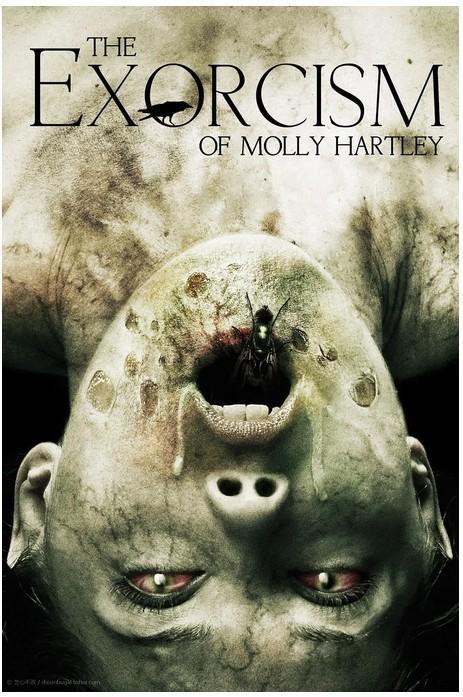 莫丽·哈特莉的驱魔 电影海报