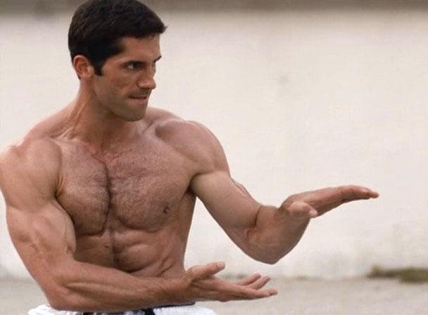 斯科特·阿特金斯肌肉 斯科特·阿特金斯身高体重