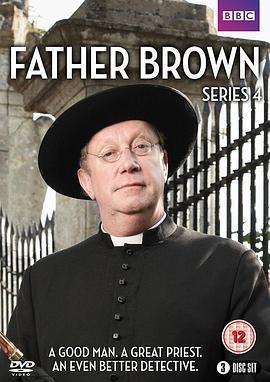 布朗神父 第四季海报