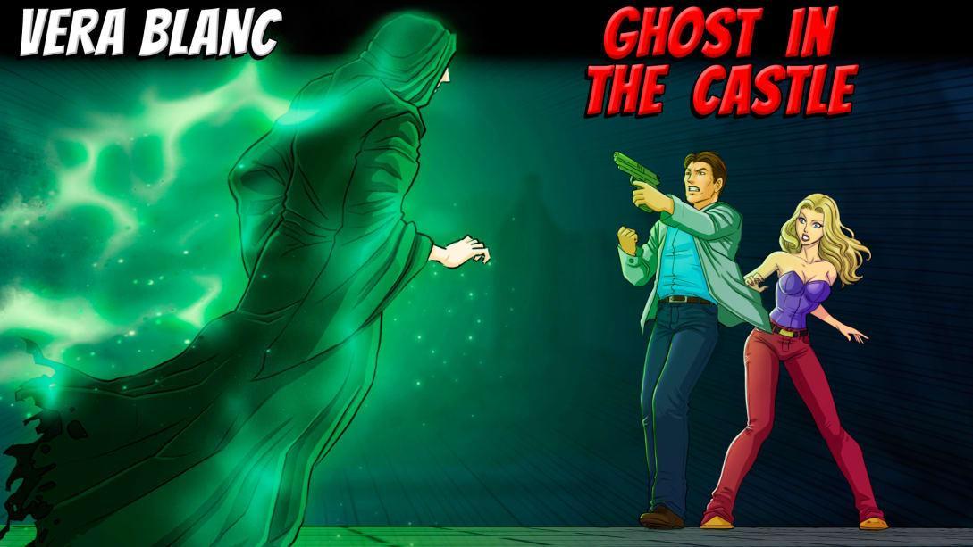 维拉布兰克:城堡中的幽魂(Vera Blanc: Ghost In The Castle)插图6