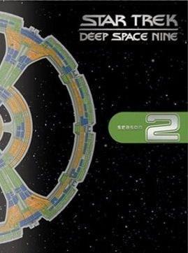 星际旅行:深空九号 第二季海报