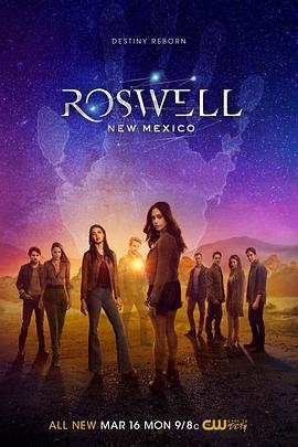 罗斯威尔 第二季海报