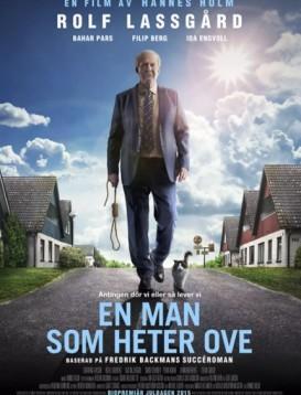 一个叫欧维的男人决定去死 En man som heter Ove 电影