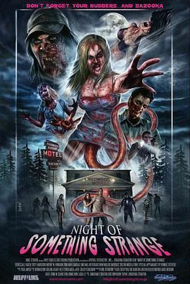 奇怪的夜晚/屄死人之夜海报
