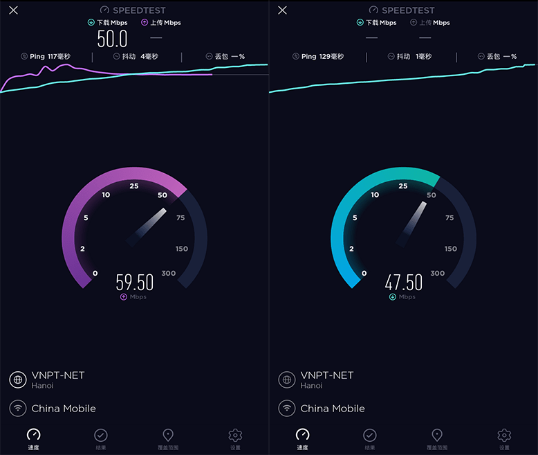 Ookla Speedtest v4.6.2 手机网速测试软件去广告高级版