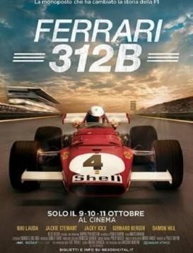 法拉利312B:革命的开端海报