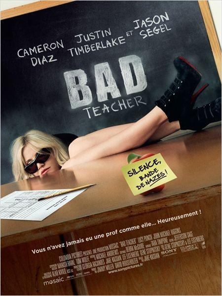 坏老师 电影海报