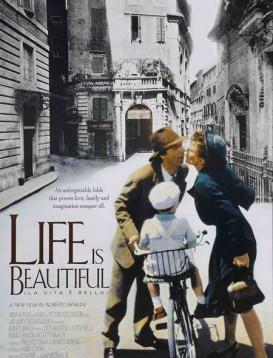 美丽人生/一个快乐的传说海报