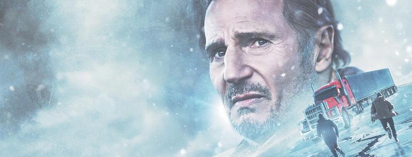《冰路营救》连姆·尼森 灾难动作大片,穿越冰海拯救矿工!