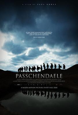 帕斯尚尔战役 电影海报