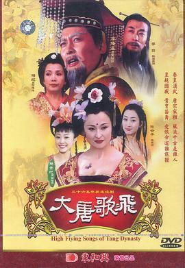 大唐歌飞海报