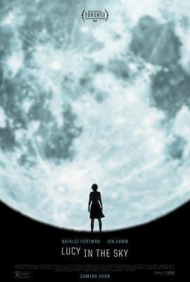 天空中的露西海报