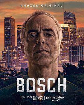 博斯 第七季海报