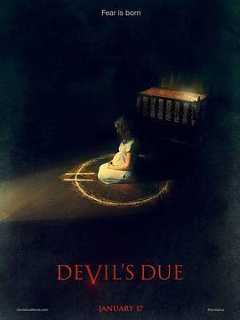 恶魔预产期 电影海报