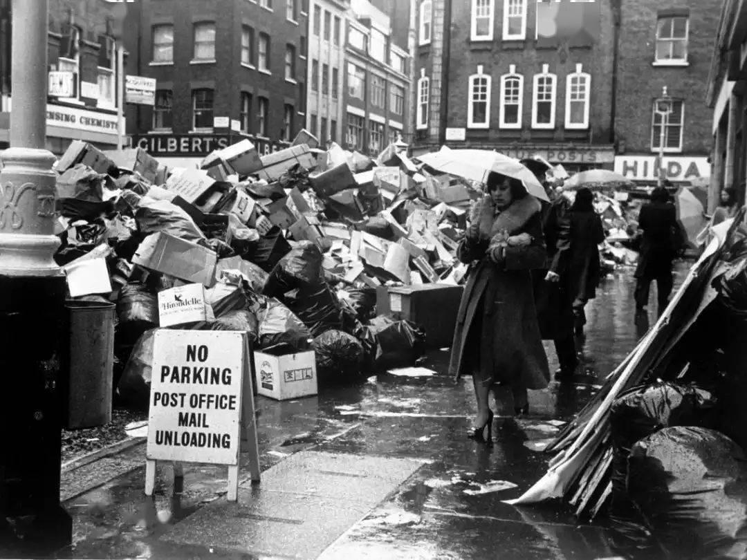 """物資短缺,英國出現""""斷供""""危機! 40多年前的老問題,再次大爆發"""