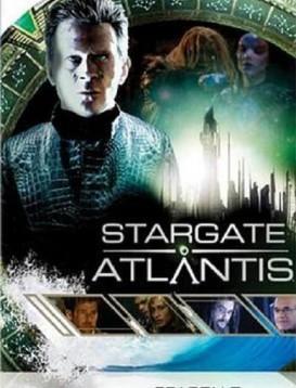 星际之门:亚特兰蒂斯 第五季海报