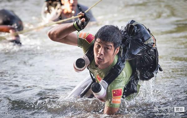 中国铁人耐力王奔跑在地狱里的圣徒-陈盆滨