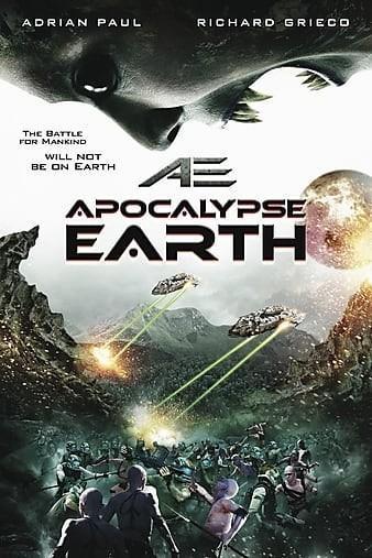 地球启示录海报