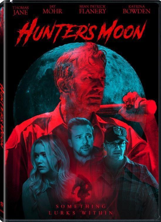 月下狩猎海报