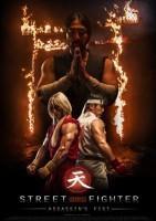 街头霸王:暗杀拳海报