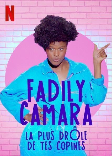 法迪利·卡马拉:趣味女友海报