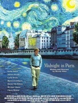 午夜巴黎/午夜·巴黎海报