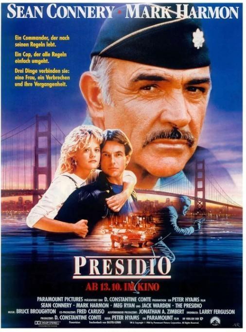 普西迪基地 电影海报