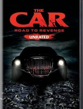 幽灵车:复仇之路海报