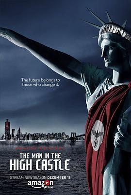 高堡奇人第二季海报
