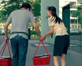 深圳在路上 电影海报