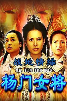 杨门女将之战地情缘海报