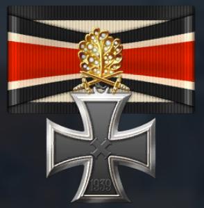 仙女帝国骑士铁十字勋章